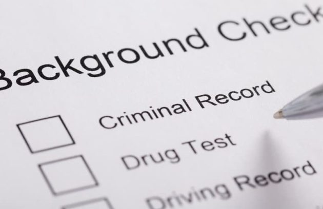 background check in Houston tx